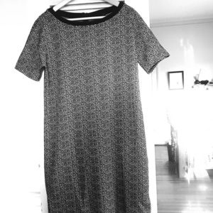 Weekend MaxMara knit shift dress M